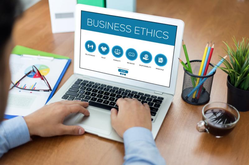 Podnikatelé by měli řešit etiku.